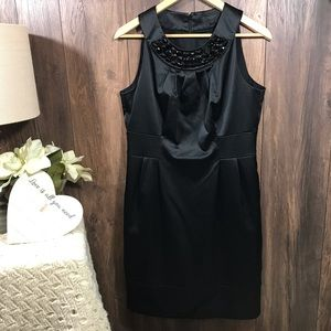 The limited Event black cocktail dress